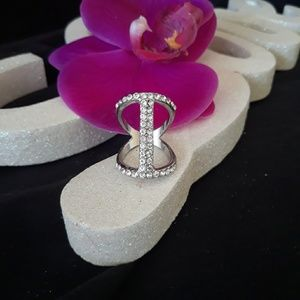 Fashion Rhinestone Ring